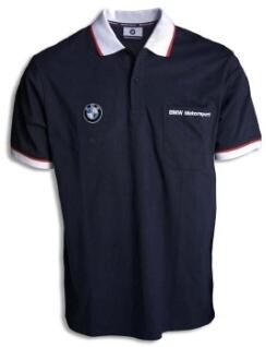 4da4e475 BMW Polo Shirt in Mens Cut BMW Motorsport Collection