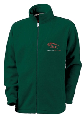 94eecc32706a46 Jaguar Racing Full Zip Microfleece