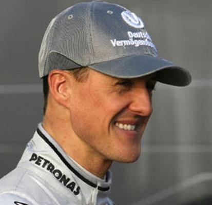Шумахер будет оштрафован на пять стартовых мест за замену коробки передач