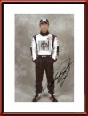 Big Takuma Sato signed BAR Honda F1 Photo