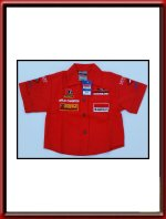 Futuro Pilota Monaco Grand Prix Sponsor Shirt in Kids Sizes