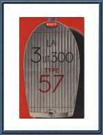 Bugatti Brochures & Bugatti Collectibles