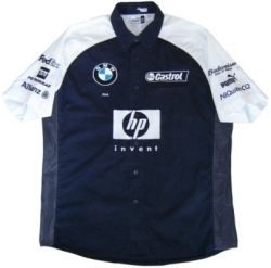 Authentic Puma BMW Williams F1 Team Shirt S/S - 2004