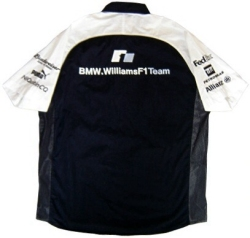 Authentic Puma BMW Williams F1 Team Shirt S/S - 2004