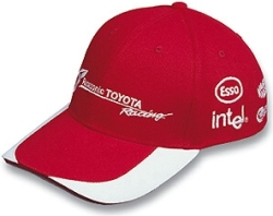 Toyota F1 Team Cap - Red