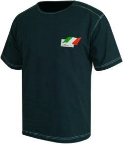 A1 GP Team Ireland - Flag T- Shirt - Black