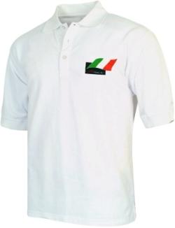 A1 GP Team Ireland - Flag Polo Shirt - White