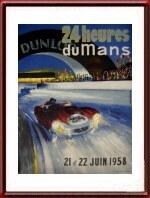 Racing Posters & Memorabilia