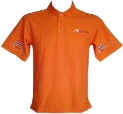 A1 GP Team Netherlands - Team Polo Shirt - Orange