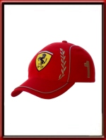 c1ebda446fe Ferrari Caps and Hats Official Ferrari Merchandise Shop