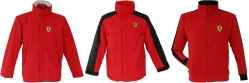Official Ferrari Jackets, Sweatshits, Fleece Jackets Shop