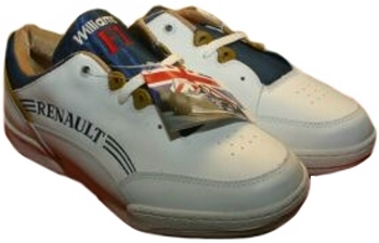 Original Williams Renault Rothmans Team Sneakers